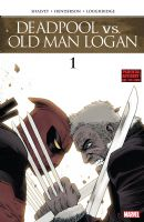 Deadpool Vs. Old Man Logan - Issues 1 to 5 - Full Set of 5 Comics